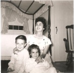Mom, Ross and Me 1957 001