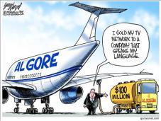 Al Gore UnAmerican