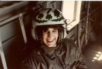 Now inside the Chopper (HS7) NAS Jacksonville Florida Summer 1983 (2)