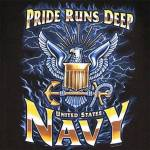 NAVY PRIDE RUNS DEEP